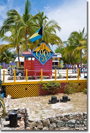Welcome to Coco Cay